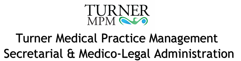 Turner - Medical Practice Management Secretarial & Medico-legal Administration